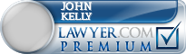 John M. Kelly  Lawyer Badge
