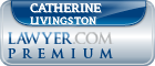 Catherine E. Livingston  Lawyer Badge