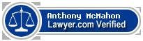 Anthony McMahon  Lawyer Badge