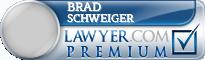 Brad Carroll Schweiger  Lawyer Badge