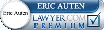 Eric A. Auten  Lawyer Badge