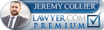 Jeremy M. Collier  Lawyer Badge