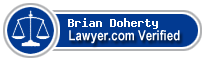 Brian M. Doherty  Lawyer Badge