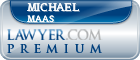 Michael W Maas  Lawyer Badge