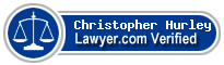 Christopher T. Hurley  Lawyer Badge