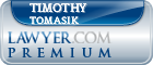 Timothy S Tomasik  Lawyer Badge