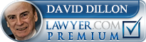 David Charles Dillon  Lawyer Badge