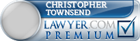 Christopher Gordon Townsend  Lawyer Badge