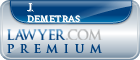 J. Craig Demetras  Lawyer Badge