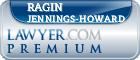 Ragin Monique Jennings-Howard  Lawyer Badge