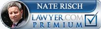 Nathaniel Kenneth Risch  Lawyer Badge