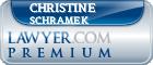 Christine Marie Schramek  Lawyer Badge