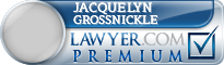Jacquelyn Marie Grossnickle  Lawyer Badge