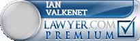 Ian Thomas Valkenet  Lawyer Badge