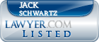 Jack Schwartz Lawyer Badge