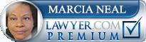Marcia Jean Neal  Lawyer Badge