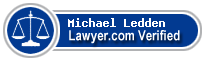 Michael P. Ledden  Lawyer Badge