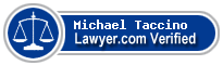 Michael Eugene Taccino  Lawyer Badge