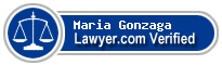 Maria Christina Borromeo Gonzaga  Lawyer Badge