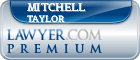 Mitchell L. Taylor  Lawyer Badge