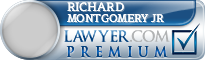 Richard Lee Montgomery Jr  Lawyer Badge
