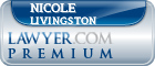 Nicole Tracewski Livingston  Lawyer Badge