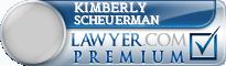 Kimberly Jean Scheuerman  Lawyer Badge
