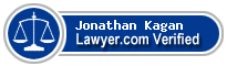 Jonathan Paul Kagan  Lawyer Badge