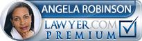 Angela Robinson  Lawyer Badge