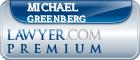 Michael Lawrence Greenberg  Lawyer Badge