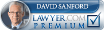 David Weissbord Sanford  Lawyer Badge