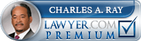 Charles Arthur Ray  Lawyer Badge