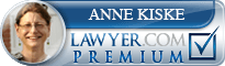 Anne Virginia Kiske  Lawyer Badge