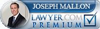 Joseph Thomas Mallon  Lawyer Badge