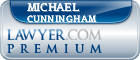 Michael Patrick Cunningham  Lawyer Badge