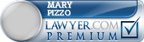 Mary J Pizzo  Lawyer Badge