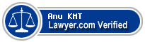 Anu Bankole KMT  Lawyer Badge