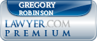 Gregory Paul Robinson  Lawyer Badge