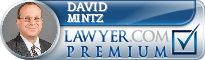 David B. Mintz  Lawyer Badge