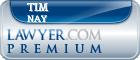 Tim Nay  Lawyer Badge