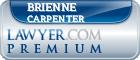 Brienne R Carpenter  Lawyer Badge