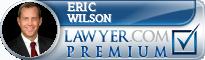 Eric D Wilson  Lawyer Badge