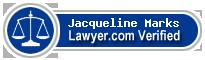 Jacqueline E Marks  Lawyer Badge