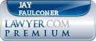 Jay R Faulconer  Lawyer Badge