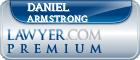 Daniel Clark Armstrong  Lawyer Badge