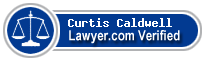 Curtis Charles Caldwell  Lawyer Badge