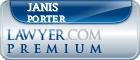 Janis Sue Porter  Lawyer Badge
