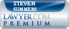 Steven P Summers  Lawyer Badge