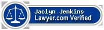 Jaclyn Jenkins  Lawyer Badge