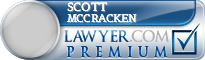 Scott C Mccracken  Lawyer Badge
